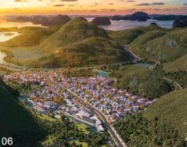 Biệt thự khoáng nóng  Sun Onsen Village Quang Hanh