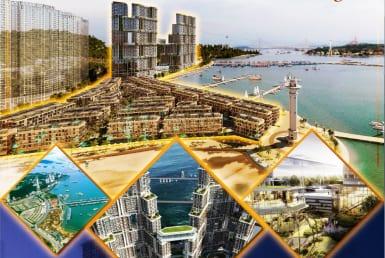 Sun Grand Marina Town và Sun Plaza Marina