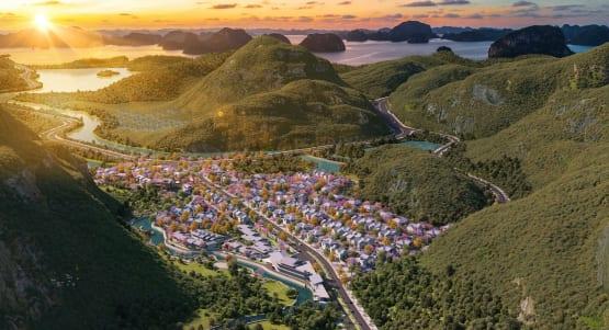 Suối khoáng nóng Quang Hanh – tâm điểm nghỉ dưỡng phía Bắc của giới thượng lưu